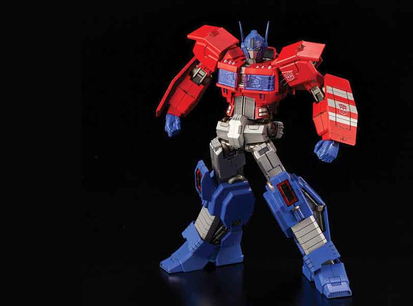 Flame Toys Introduces Optimus Prime to the Furai Model Collection